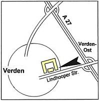 Anfahrt Kreishaus