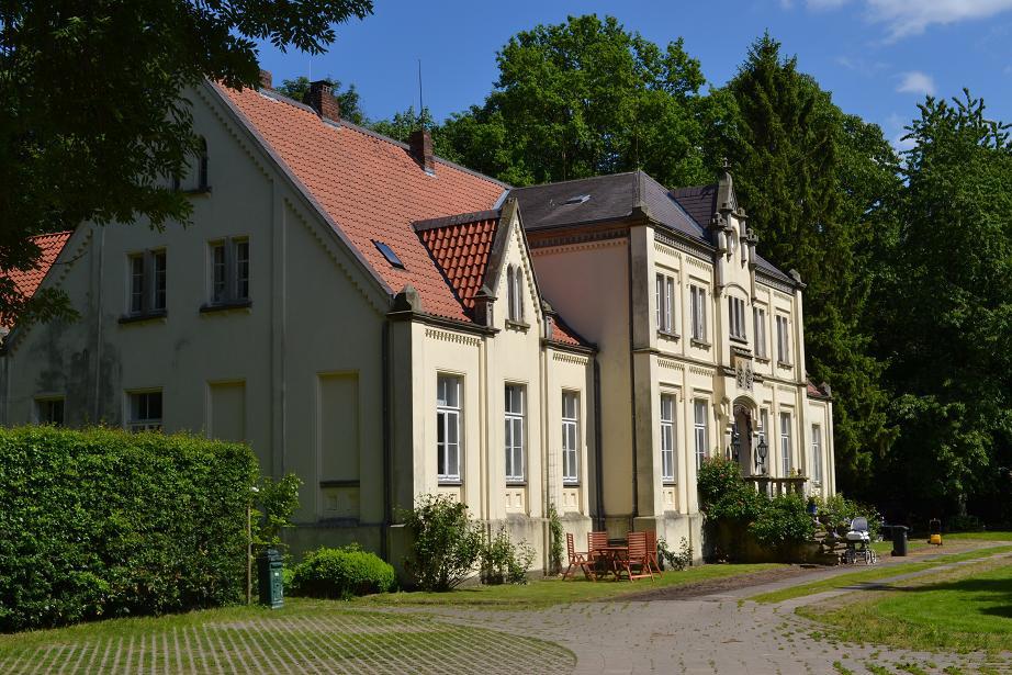 Rittergut donnerhorst landkreis verden for Innendekoration studium