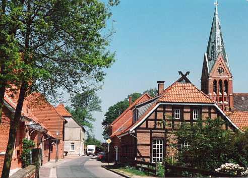 Kirchstraße in Dörverden