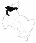 Karte Wümmeniederung