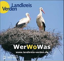 Kreisbroschüre Wer Wo Was im Landkreis Verden