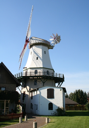 Etelser Windmühle Jan Wind