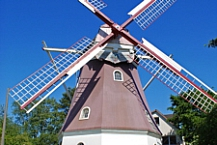 Windmühle in Quelkhorn